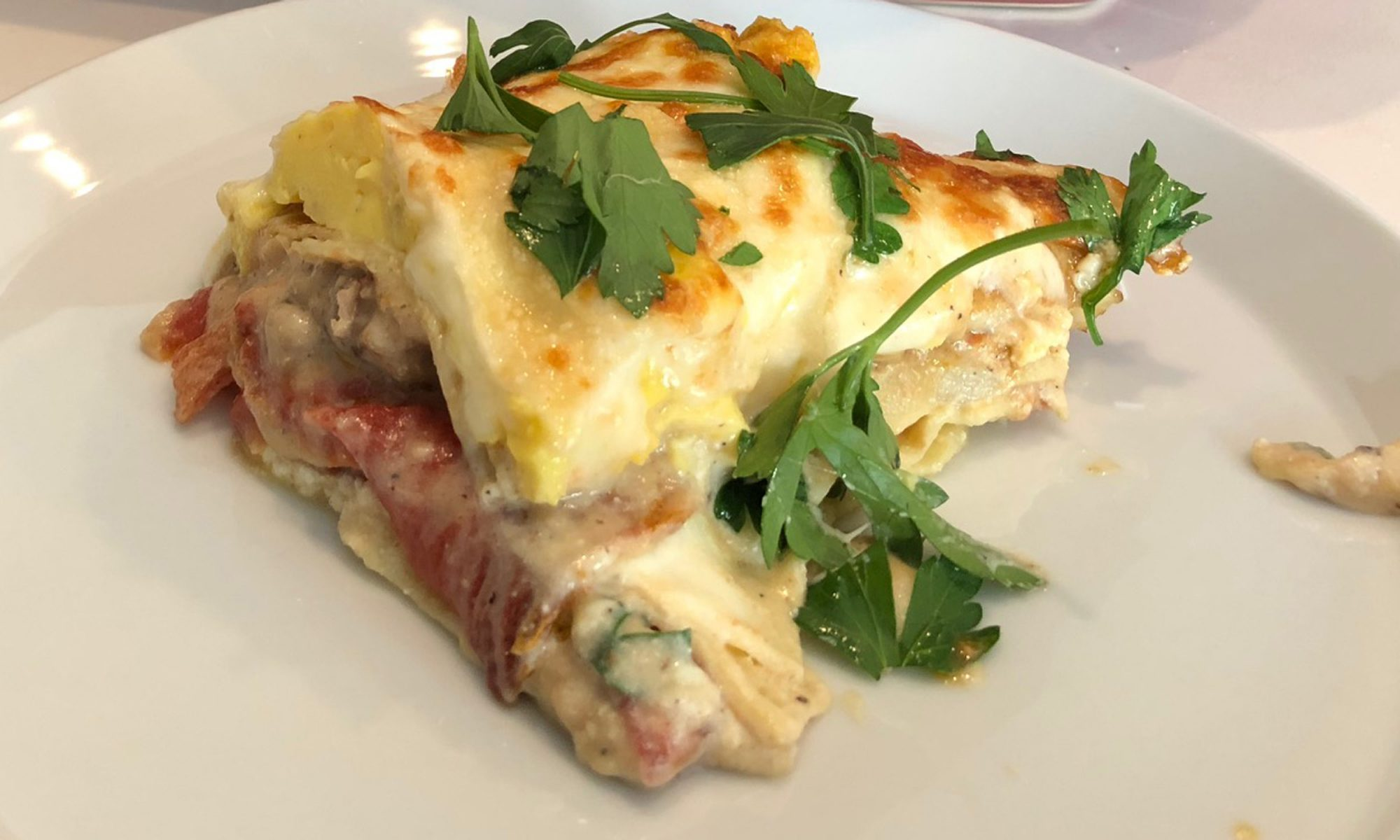 Breakfast Lasagna Will Get You Through These Next Few Days