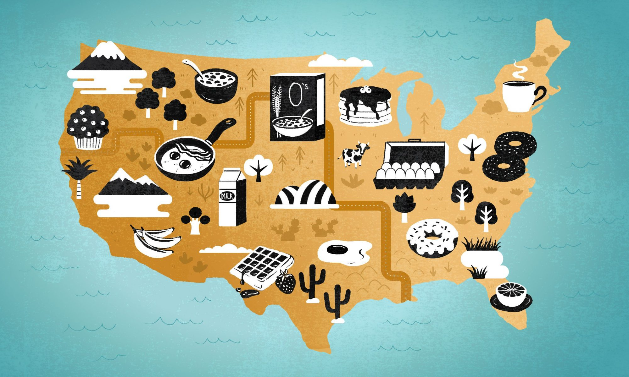 EC: 51 of the Best Breakfast Destinations in America