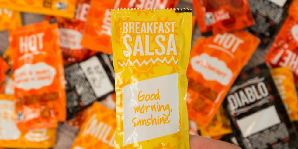 EC: Taco Bell's Breakfast Salsa Is Pretty Good, Actually