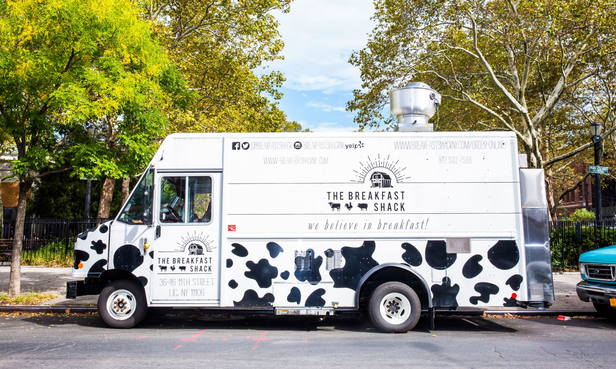 EC: How to Run a Breakfast Food Truck