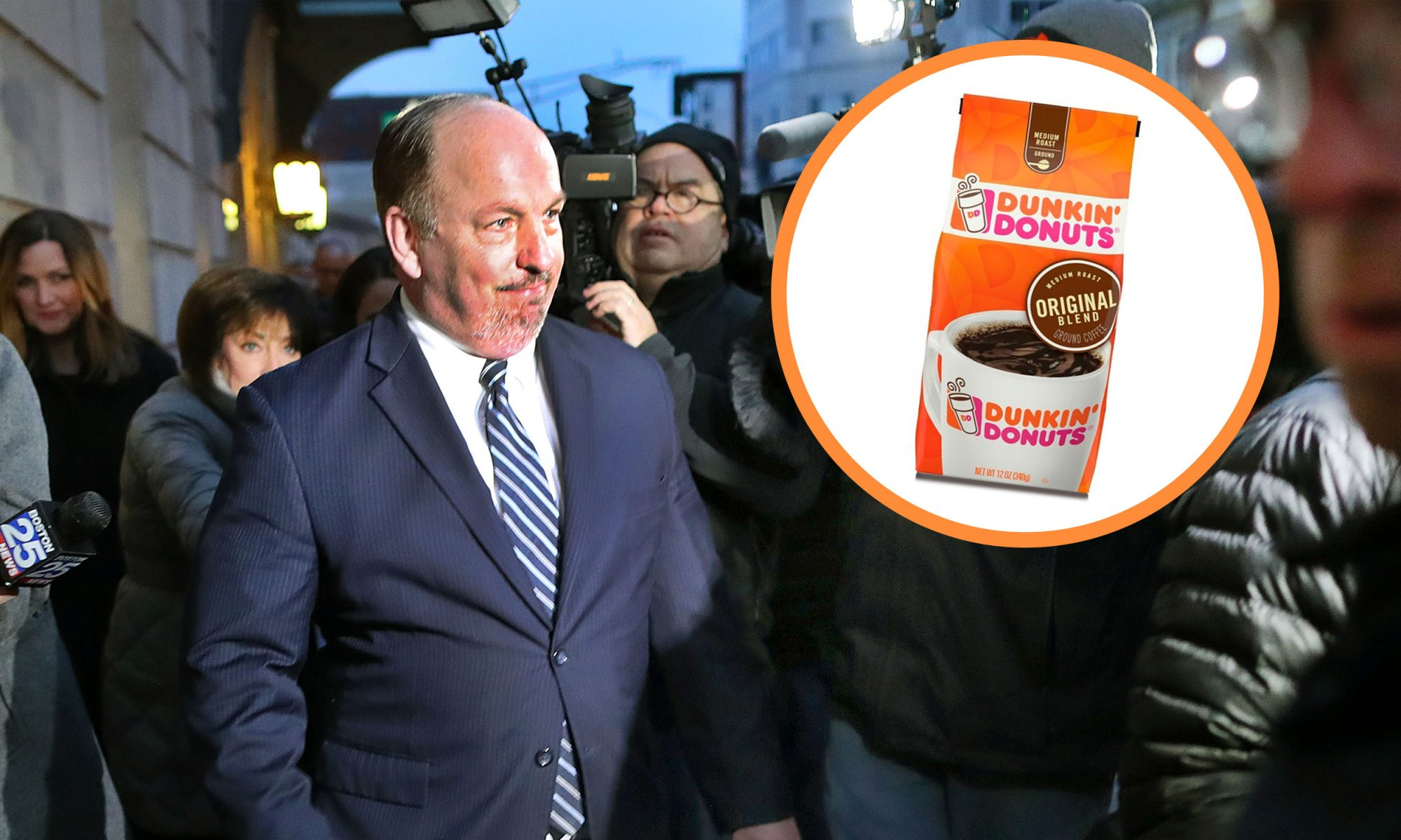 EC: This State Senator Was Allegedly Bribed With Hundreds of Pounds of Dunkin' Donuts Coffee