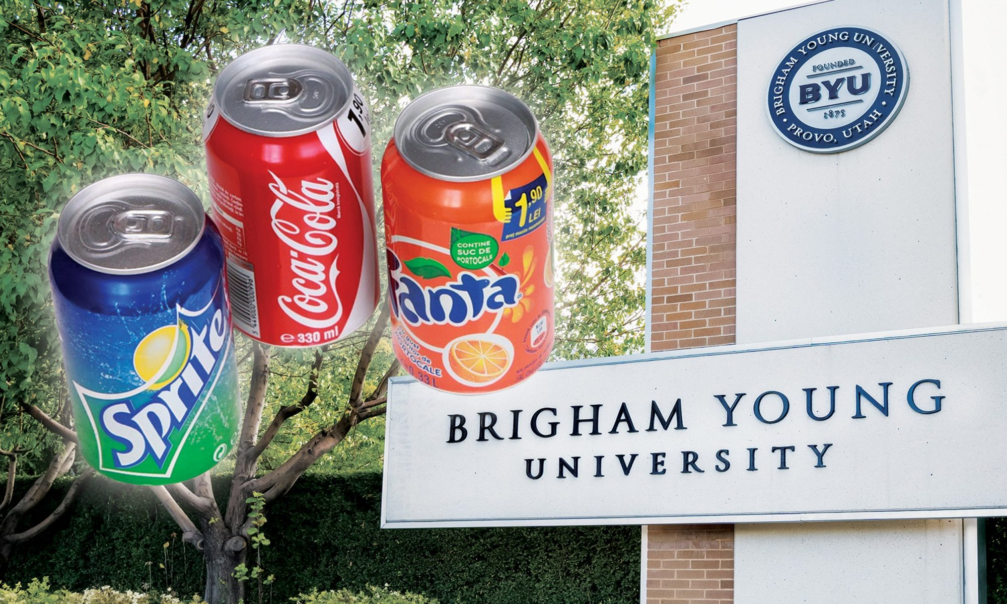 EC: Brigham Young University Will Sell Caffeinated Soda, Reversing Decades-Old Policy