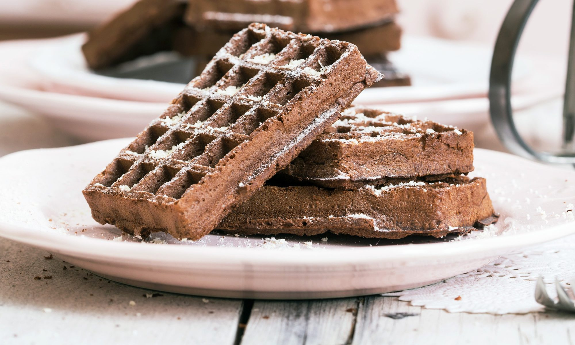 EC: Yes, You Can Use Brownie Mix to Make Waffles