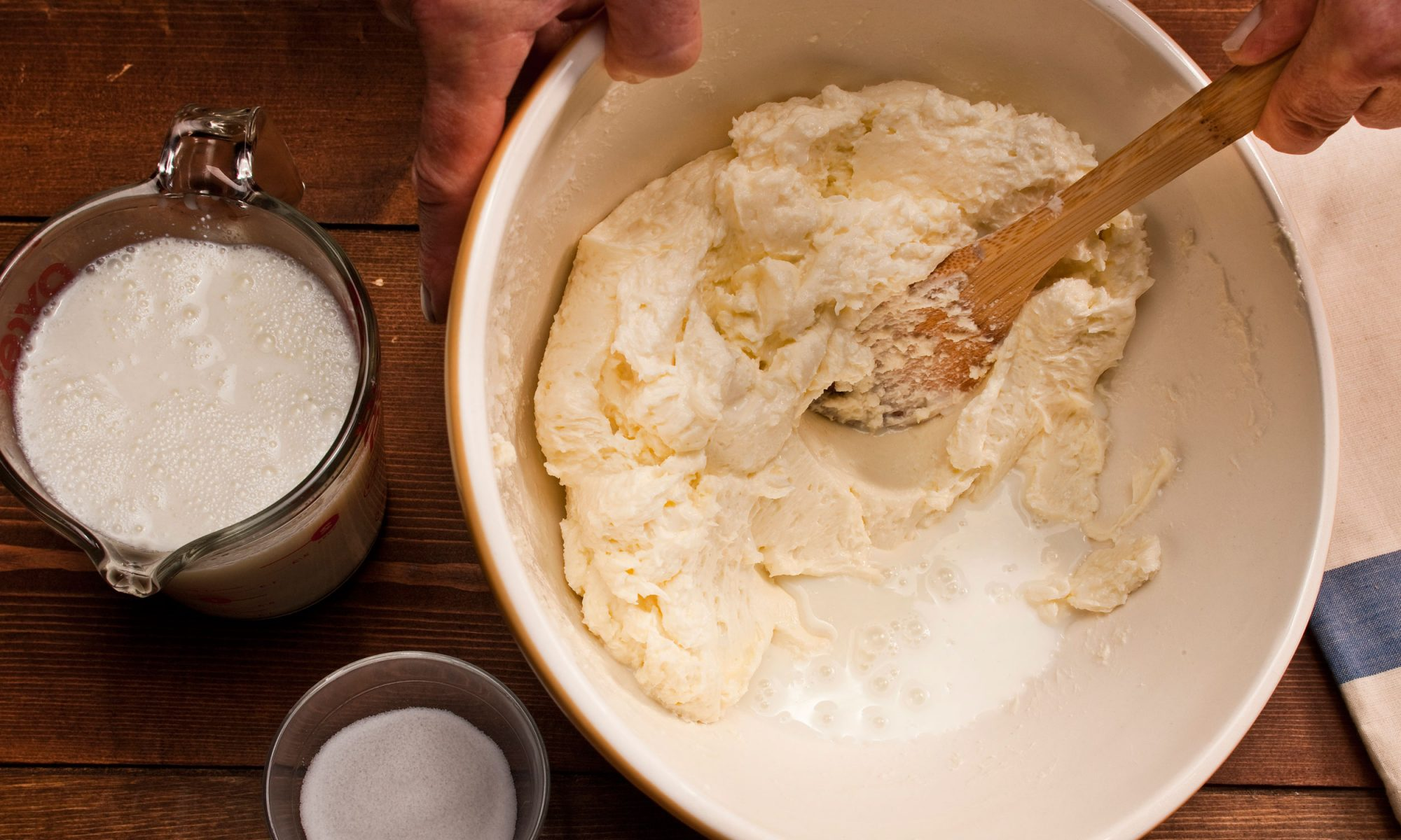 EC: How to Use Up Extra Buttermilk