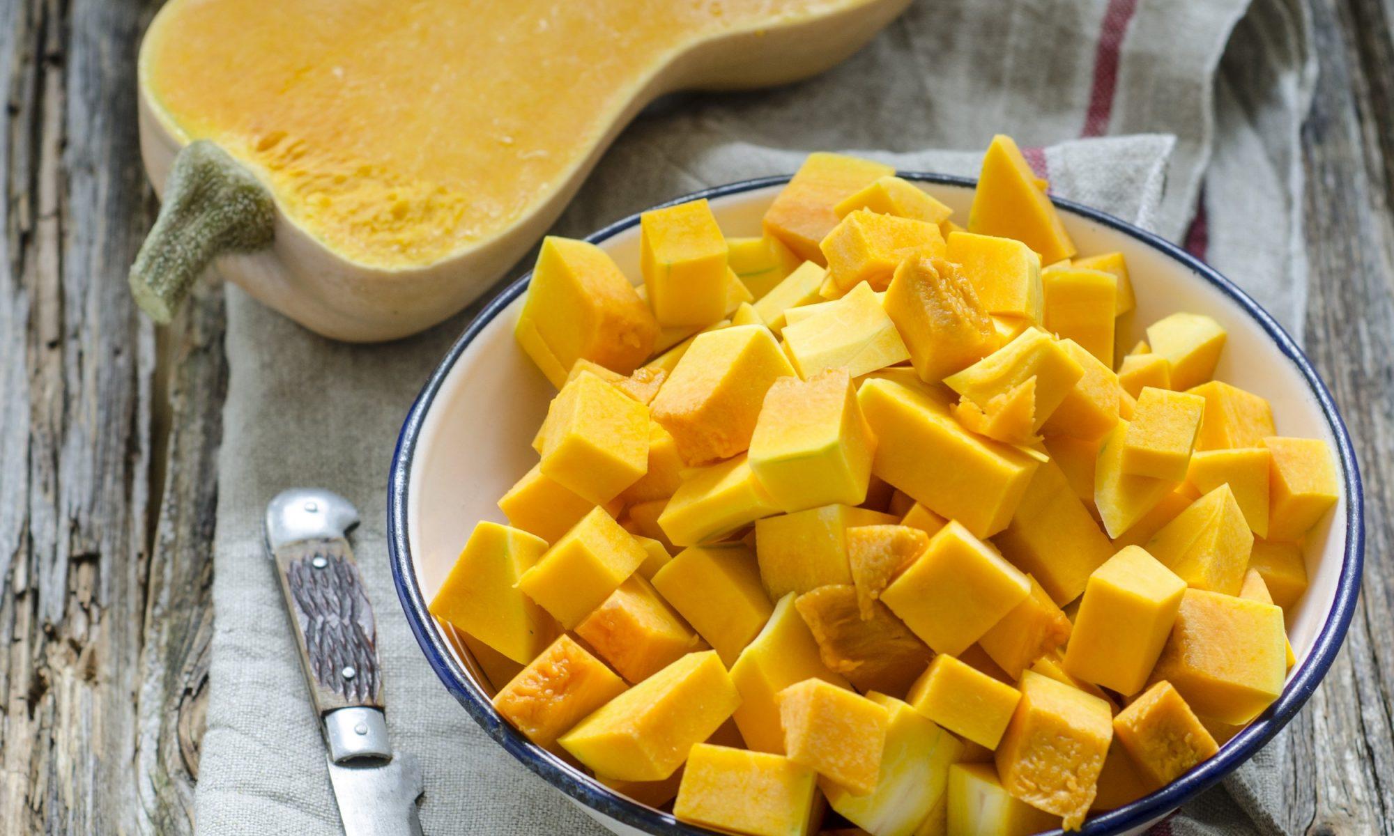 butternut squash not cheese