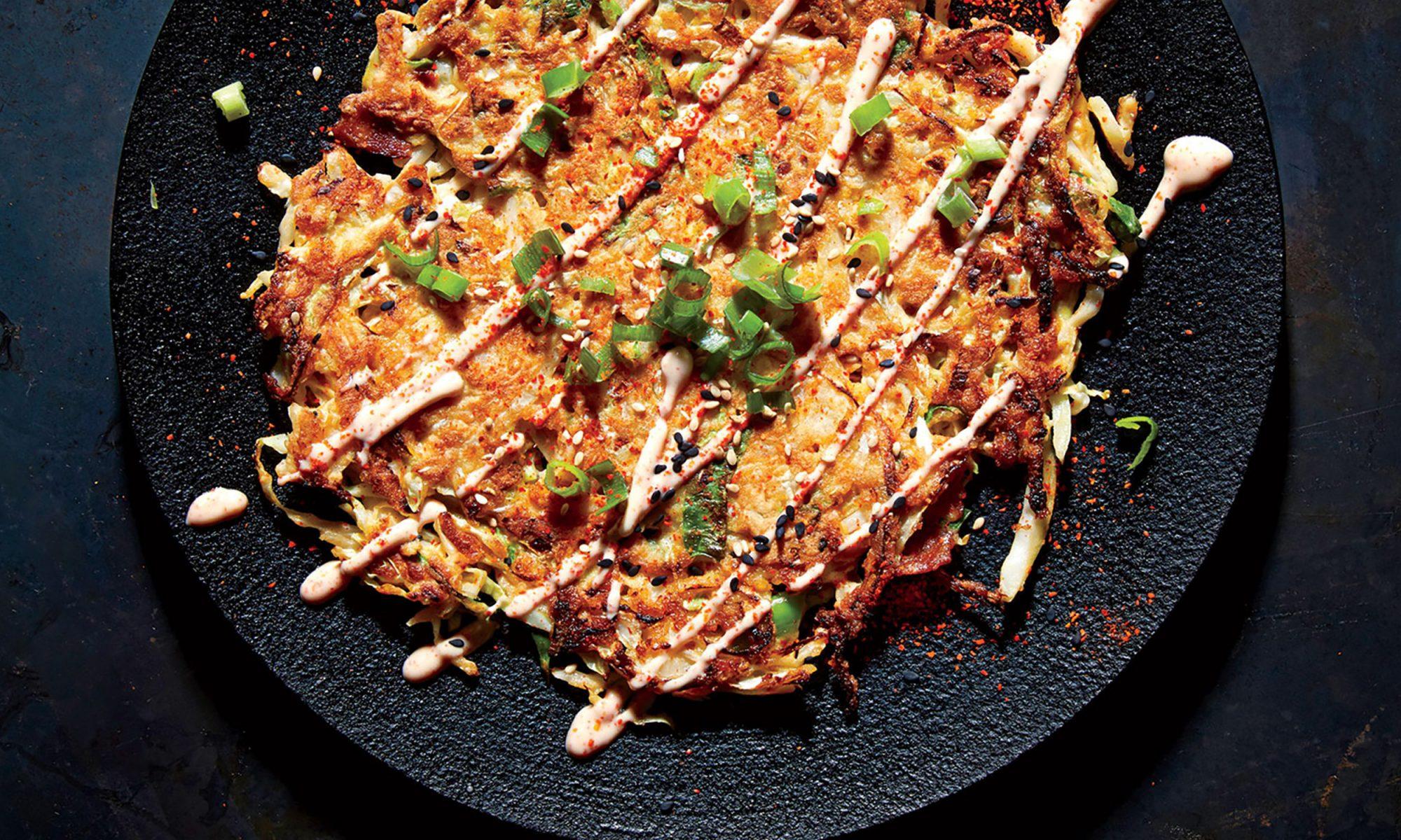 EC: Cabbage Okonomiyaki
