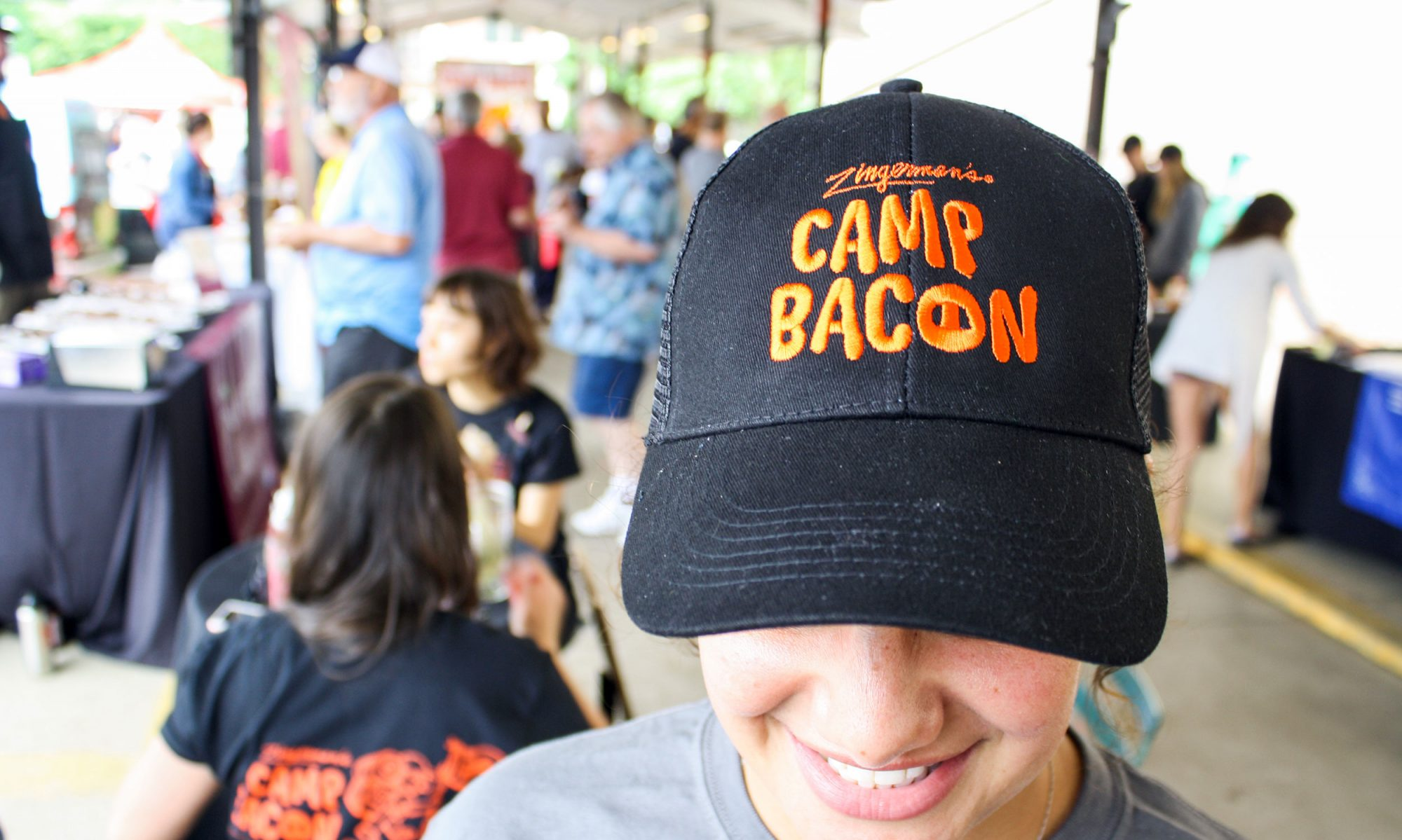 EC: Here's What I Learned at Camp Bacon
