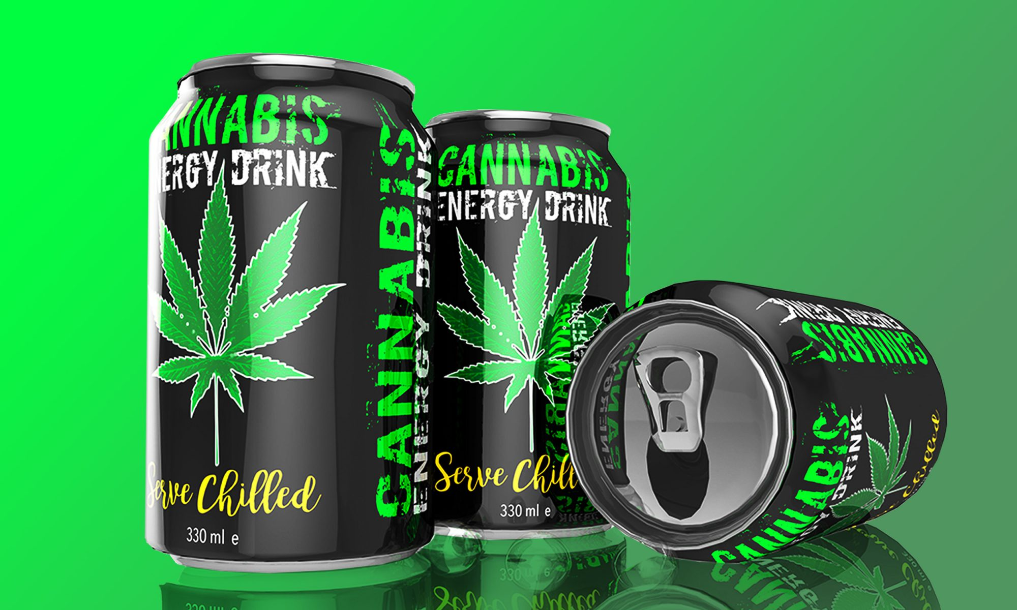 This Liquor Company Plans to Make Weed-Infused Drinks