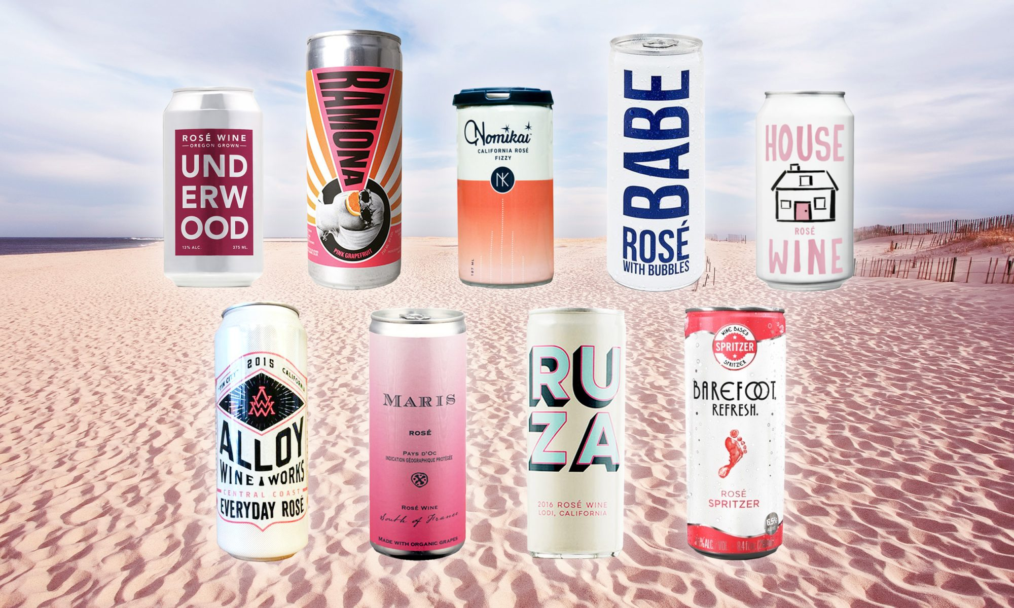 EC: We Tried 9 Canned Rosés and Here Is the Best One
