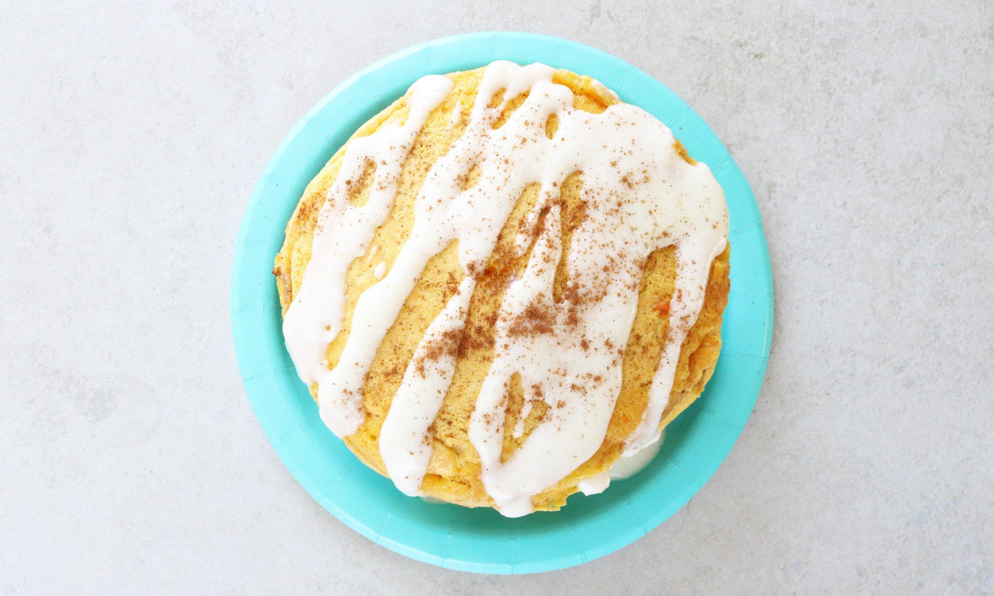EC: How to Make Carrot Cake Pancakes with Boxed Pancake Mix