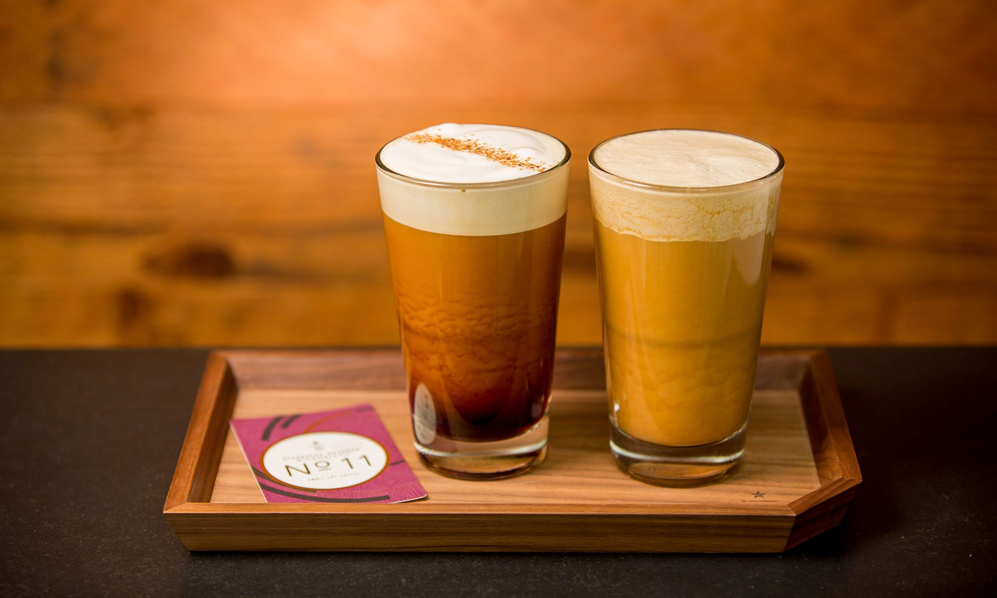 EC: Starbucks' New Coffee Drinks Look Like Clouds