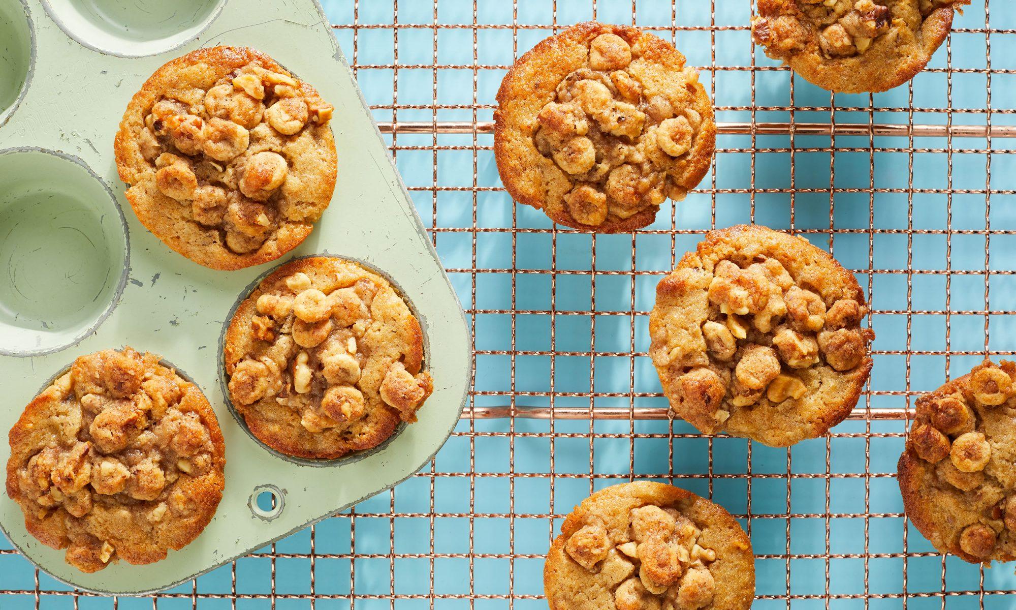cheerios muffins video hero