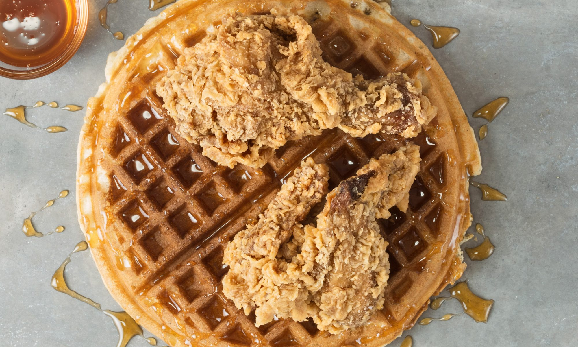 6b7d3c778b1744 Chicken and Waffles Was Invented in the South