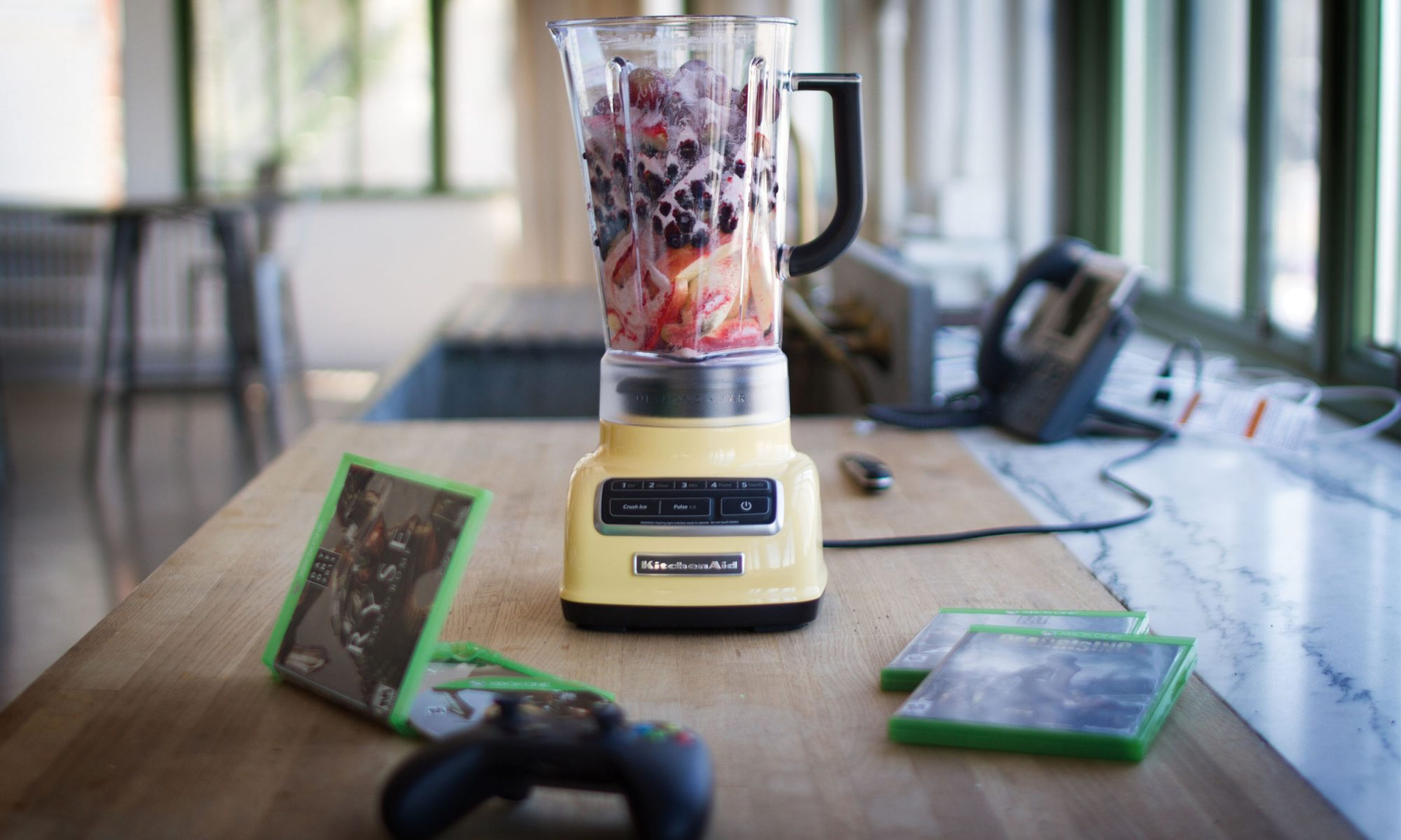 EC: The Time I Thought I Invented Smoothies