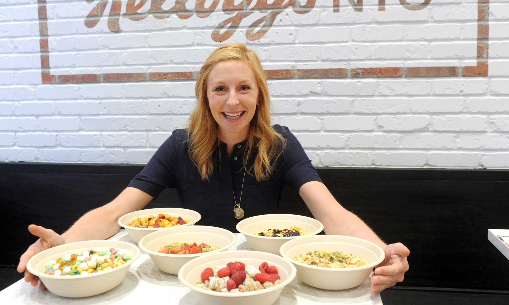 EC: Milk Bar's Christina Tosi on How to Build a Better Bowl of Cereal