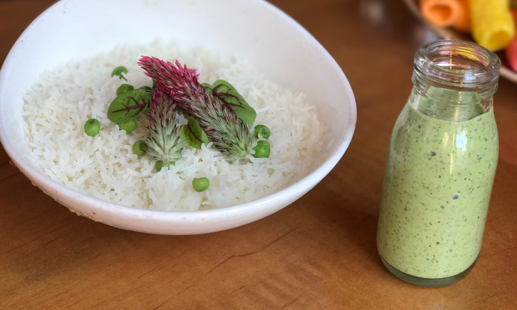 EC: This Cool Green Chutney Is Good on Everything