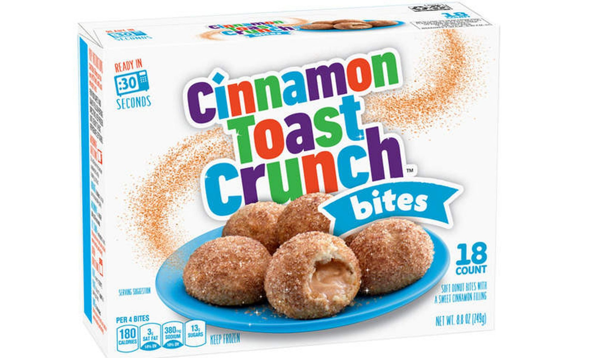 EC: If You Love Cinnamon Toast Crunch, You Have to Try These Doughnut Bites