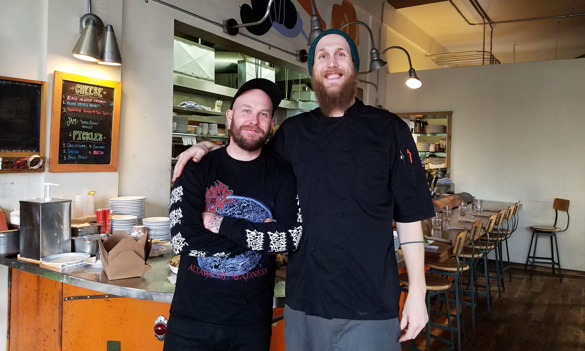 EC: These Chefs Are Making Denver's Carnivores Fall in Love with Vegan Food