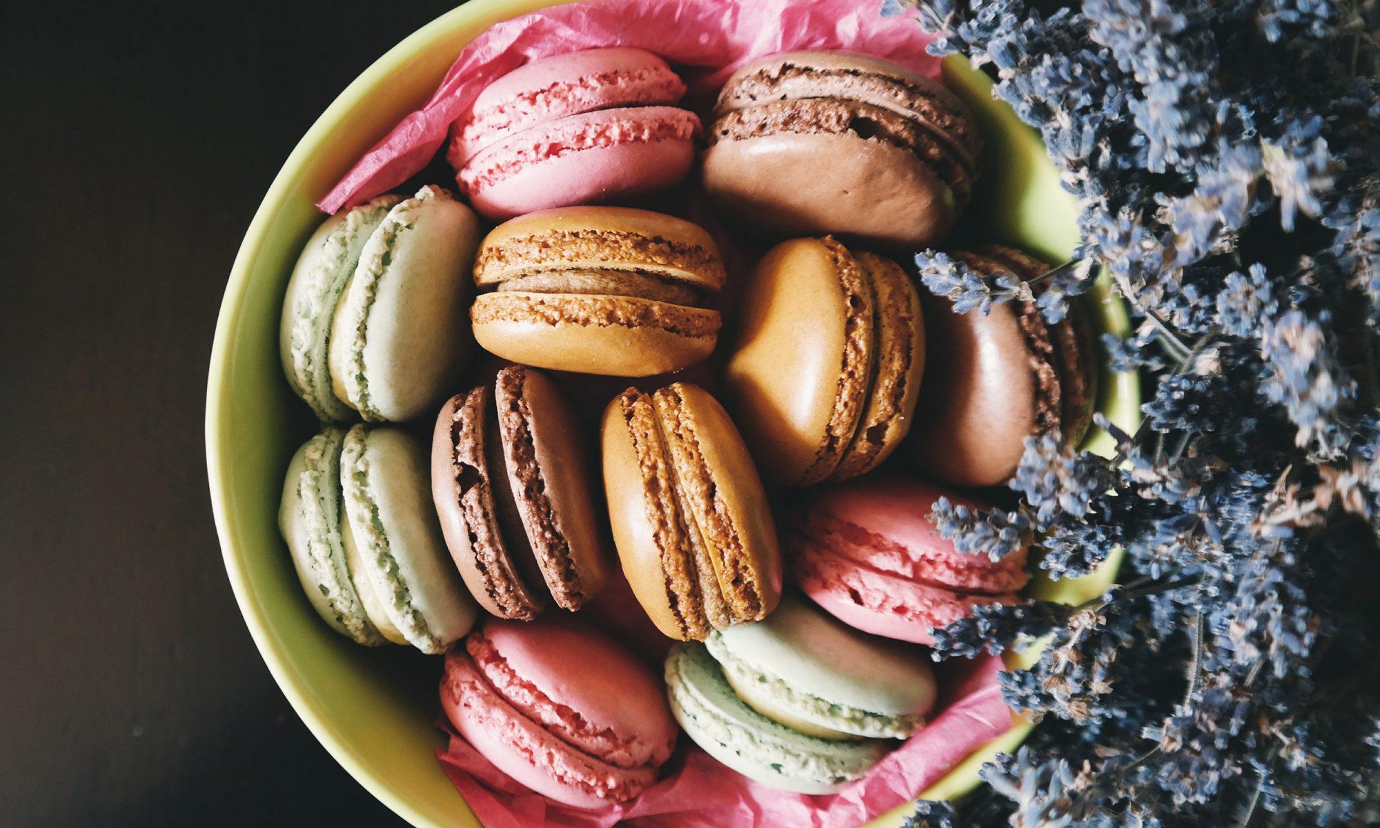 EC: These Macarons Taste Like Marina Abramović