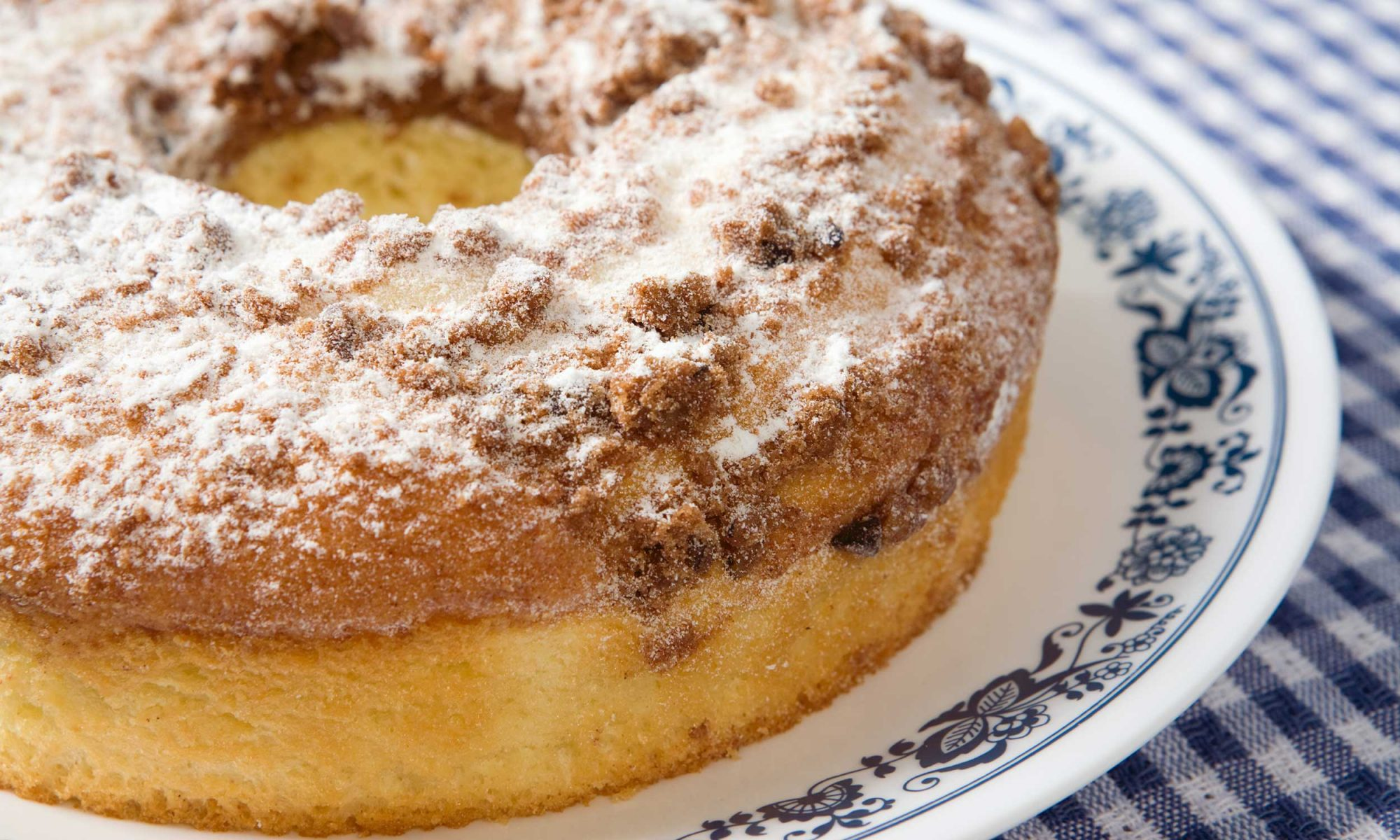 These Coffee Cake Recipes Will Satisfy Any Sweet Tooth