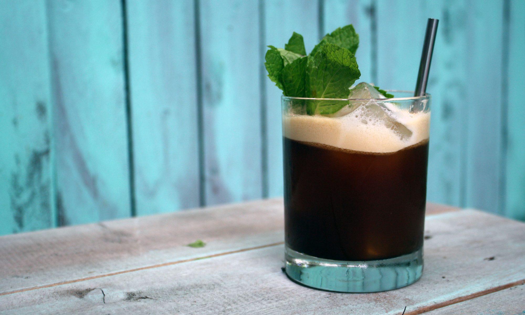This Mai Tai Mocktail Has a Caffeinated Kick