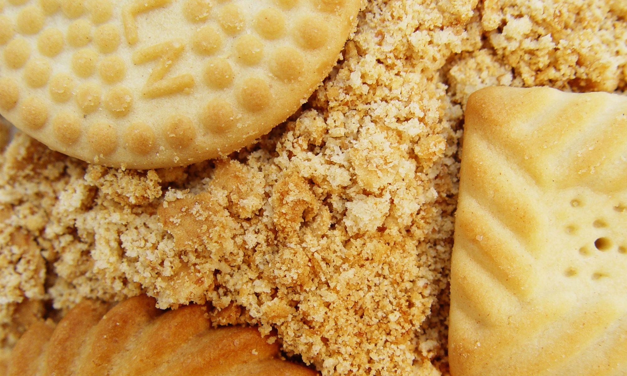 EC: We Should All Eat Cookie Granola for Breakfast