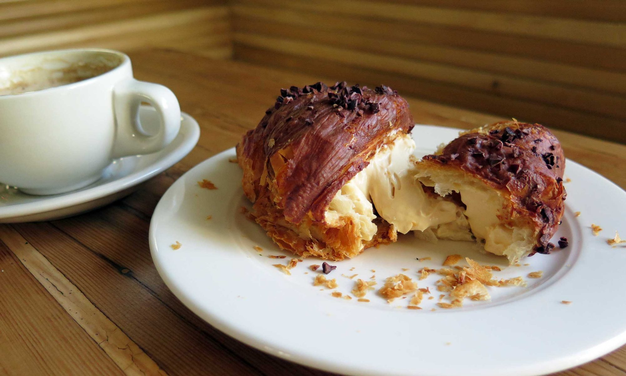 EC: Cornetti Are the Stuffed Italian Croissants of Your Pastry Dreams