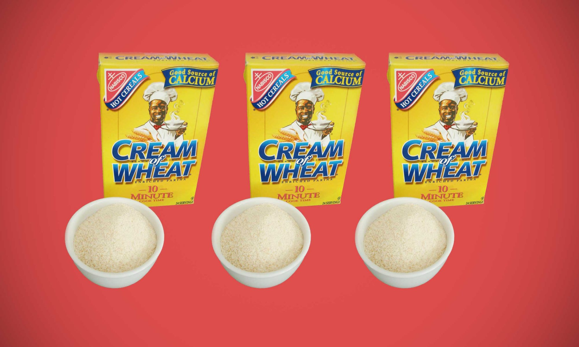 EC: What Is Cream of Wheat, Exactly?