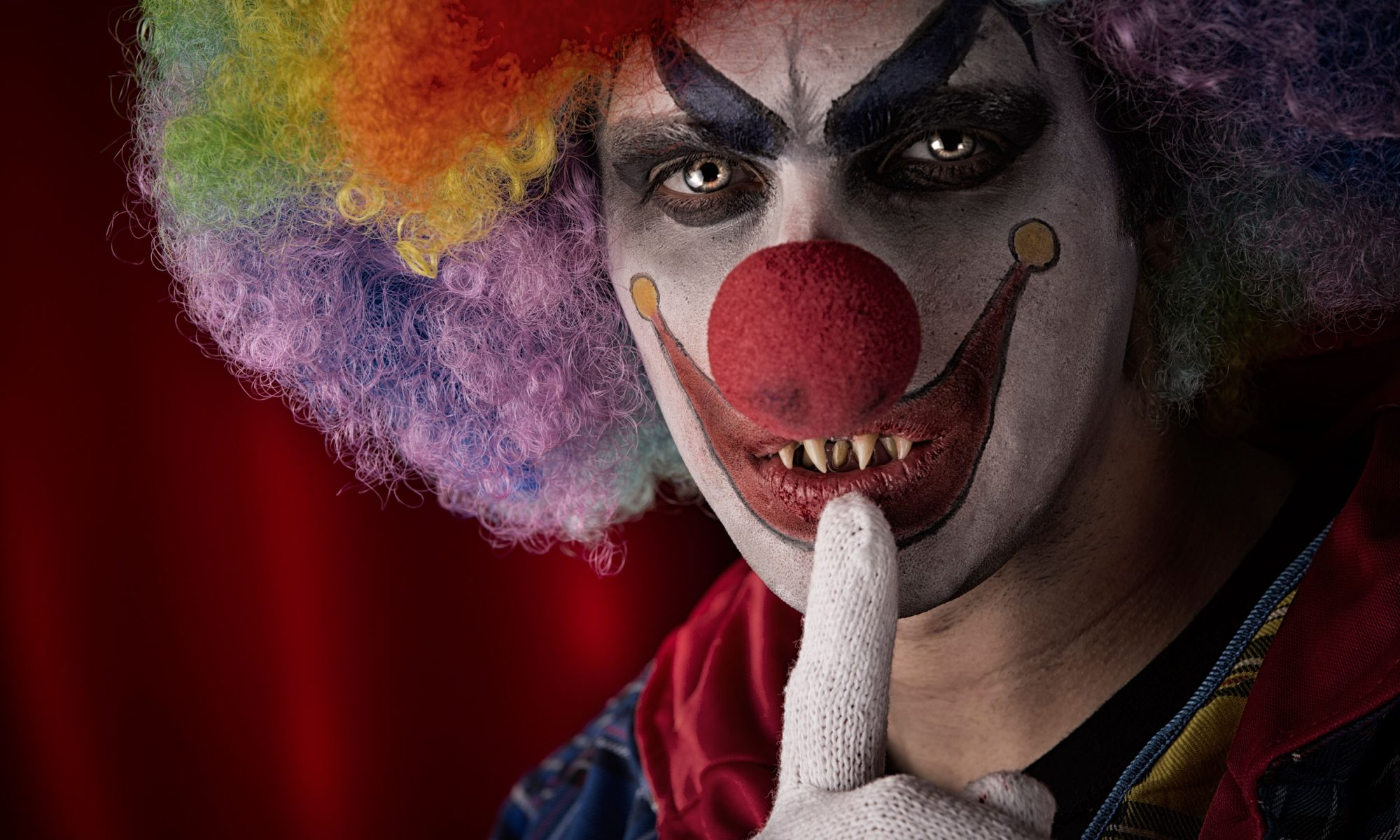 EC: This Doughnut Shop Uses Evil Clowns for Delivery