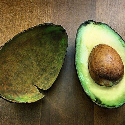 EC: How to Make an Avocado Jack-O-Lantern