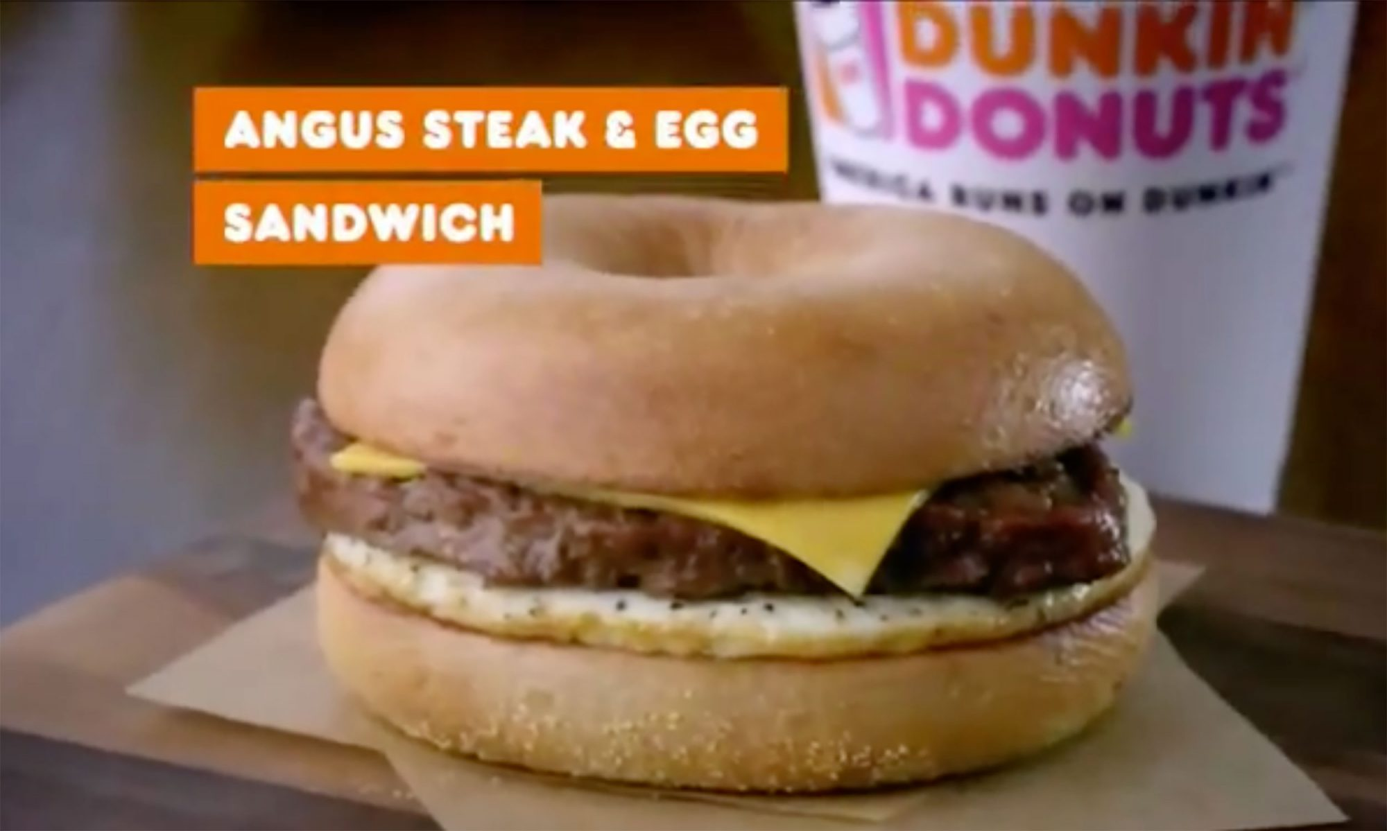 EC: Dunkin' Donuts Is Being Sued for False Meat Advertising