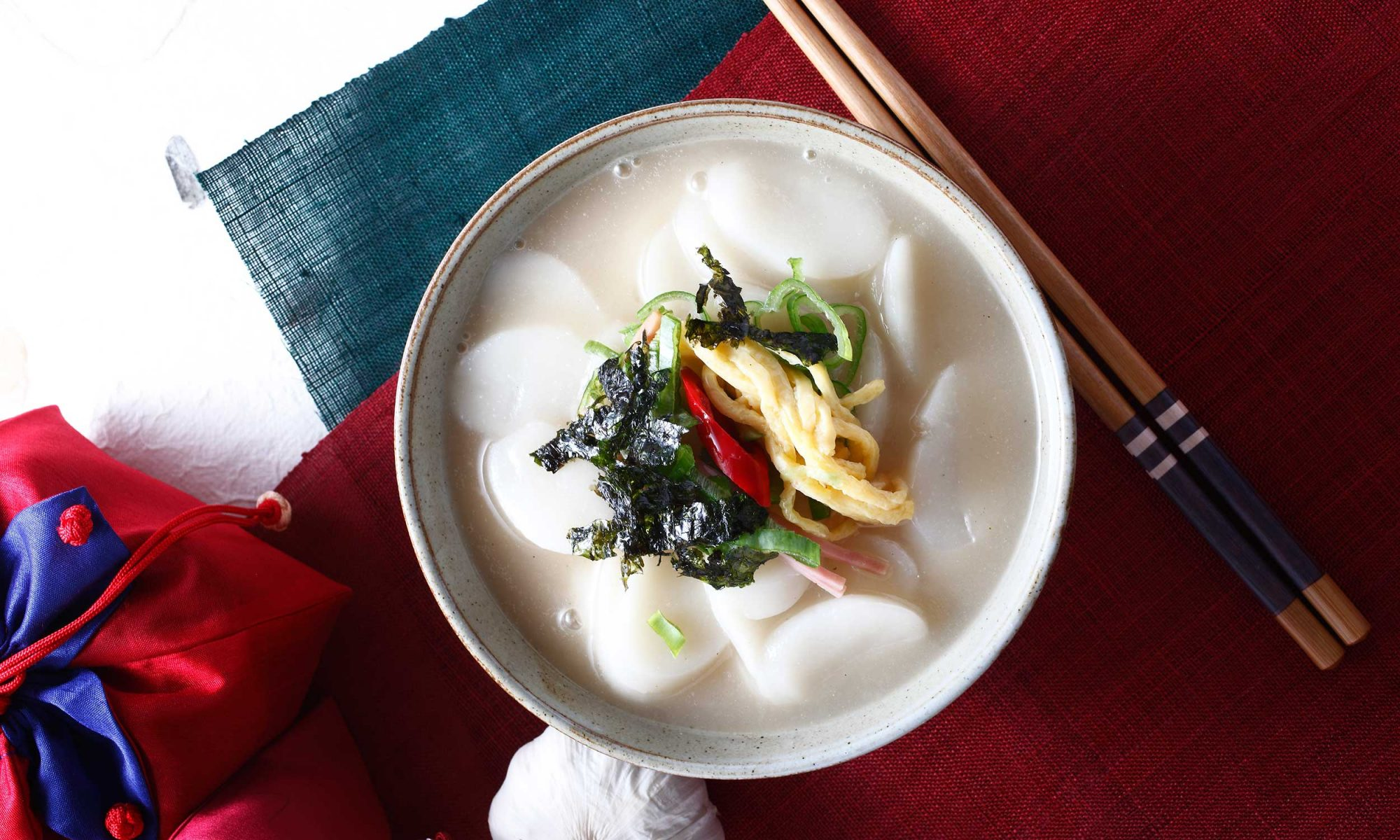EC: The Best New Year's Day Hangover Cure Is Korean Soup