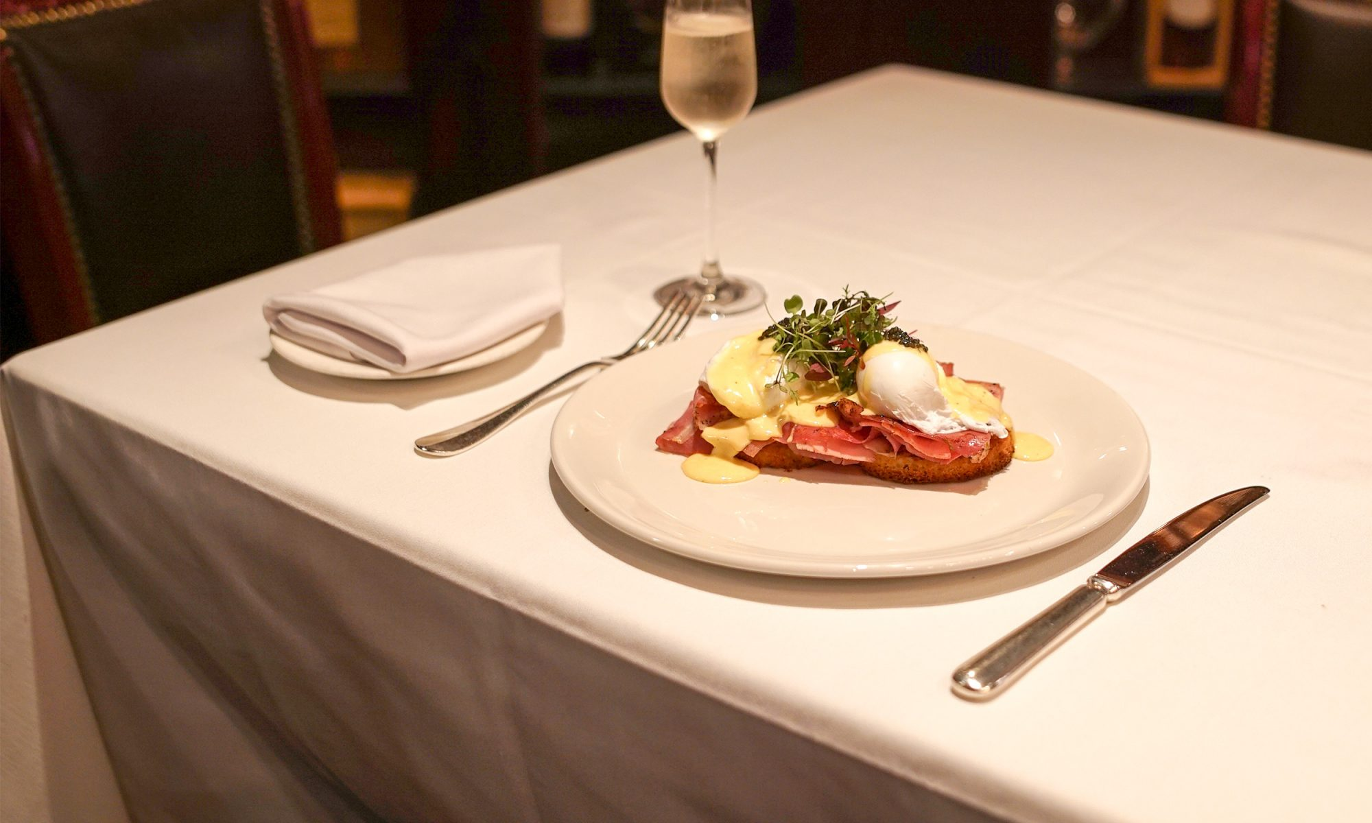 EC: The Origins of Eggs Benedict Are a Gilded Age Mystery