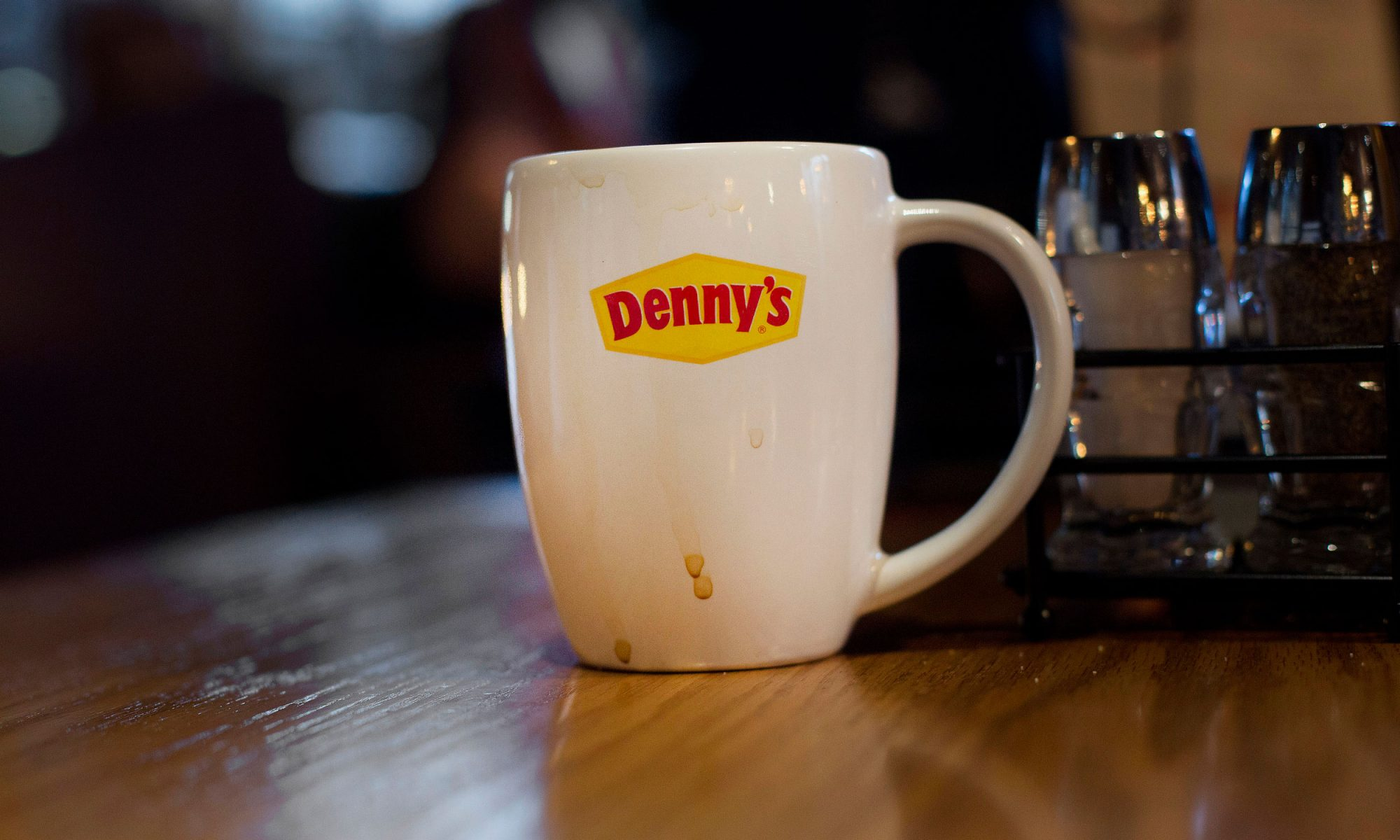 denny's coffee cup