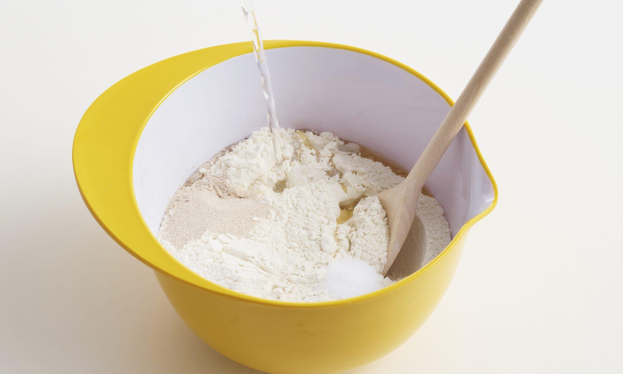 diy just-add-water pancake mix