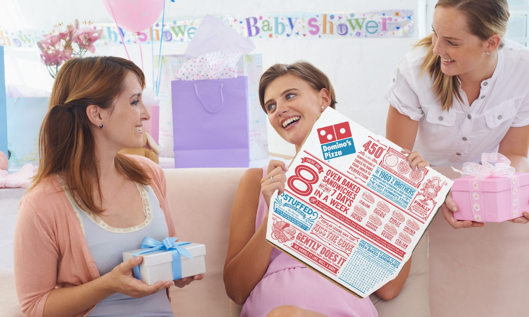 EC: Domino's Now Offers a Baby Registry
