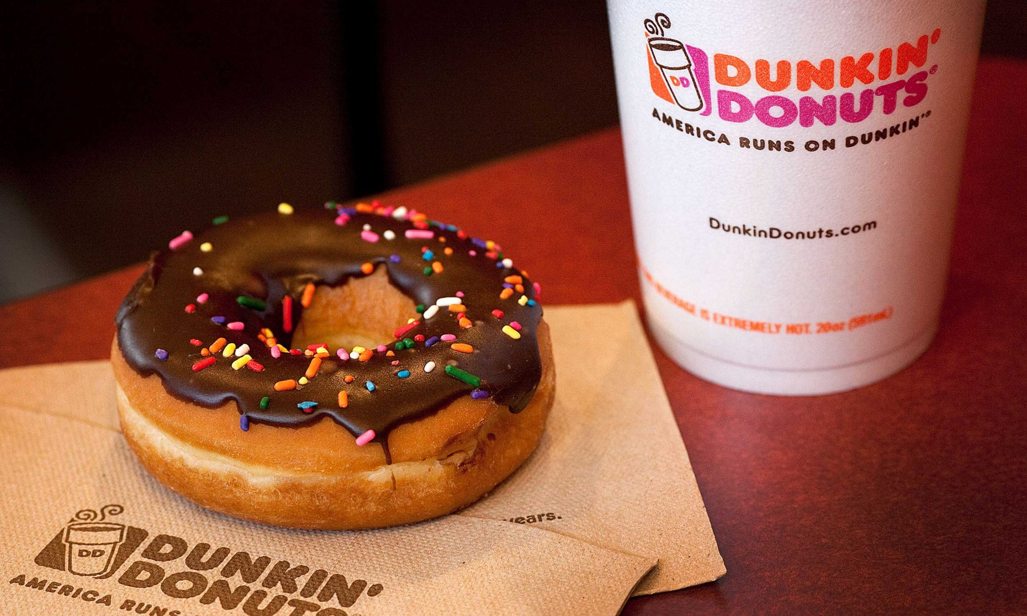 EC: How to Get a Free Doughnut at Dunkin' Donuts Every Single Day
