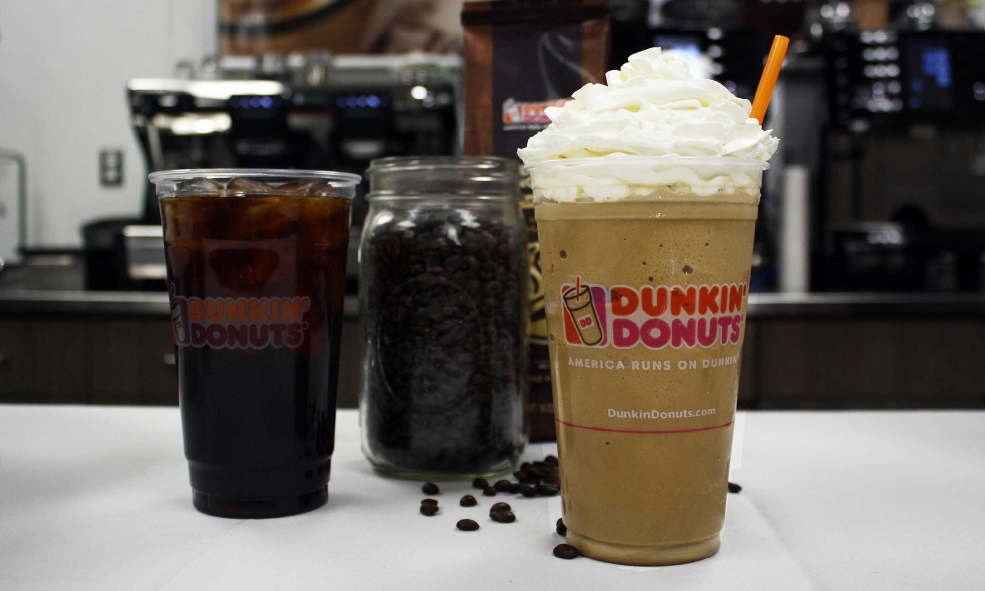 EC: The New Dunkin' Donuts Frozen Coffee Will Make You Wish It Was Summer