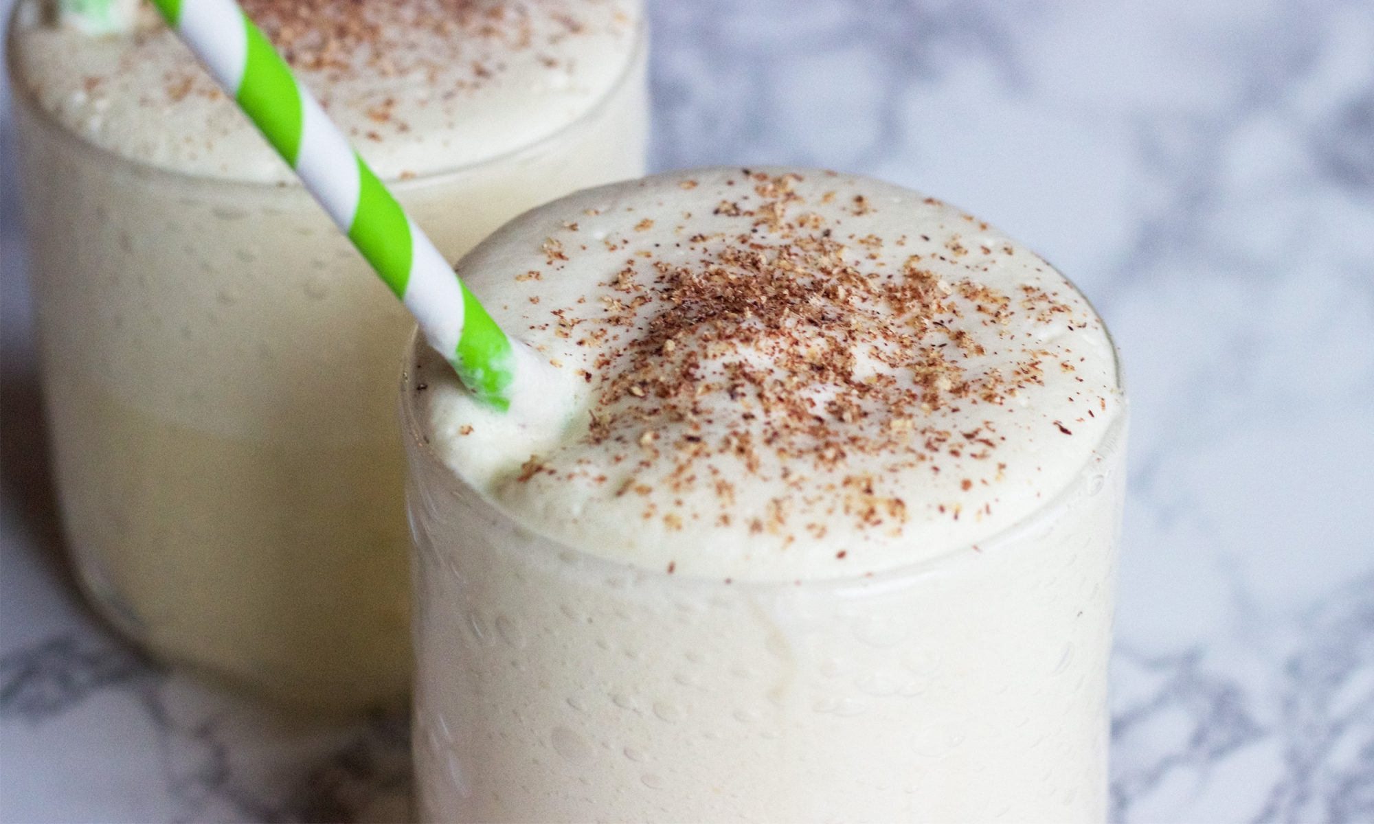 EC: Egg-Free Eggnog Is Totally a Thing