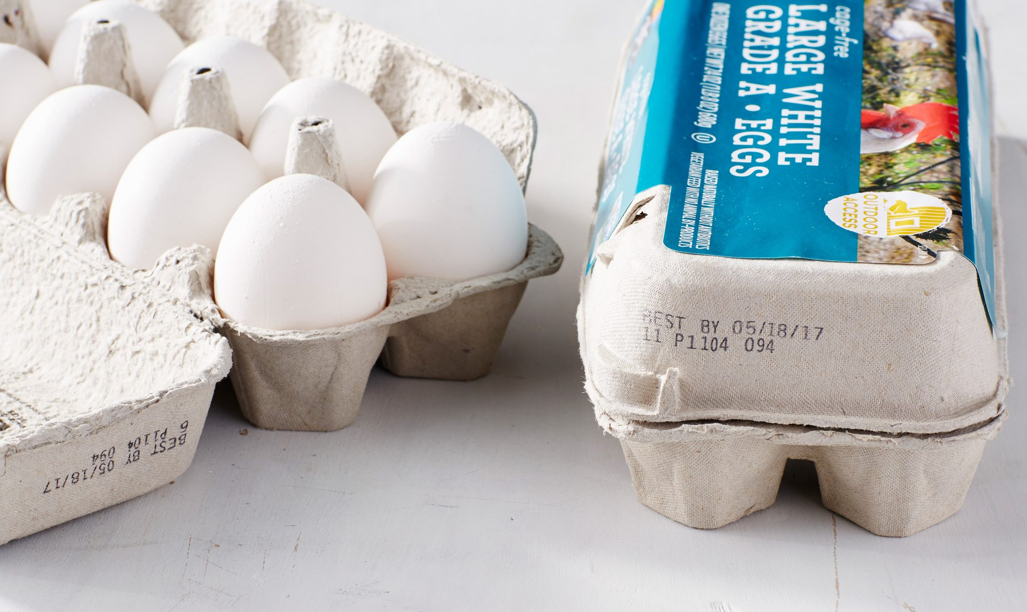 How long do eggs last after expiration date in Brisbane