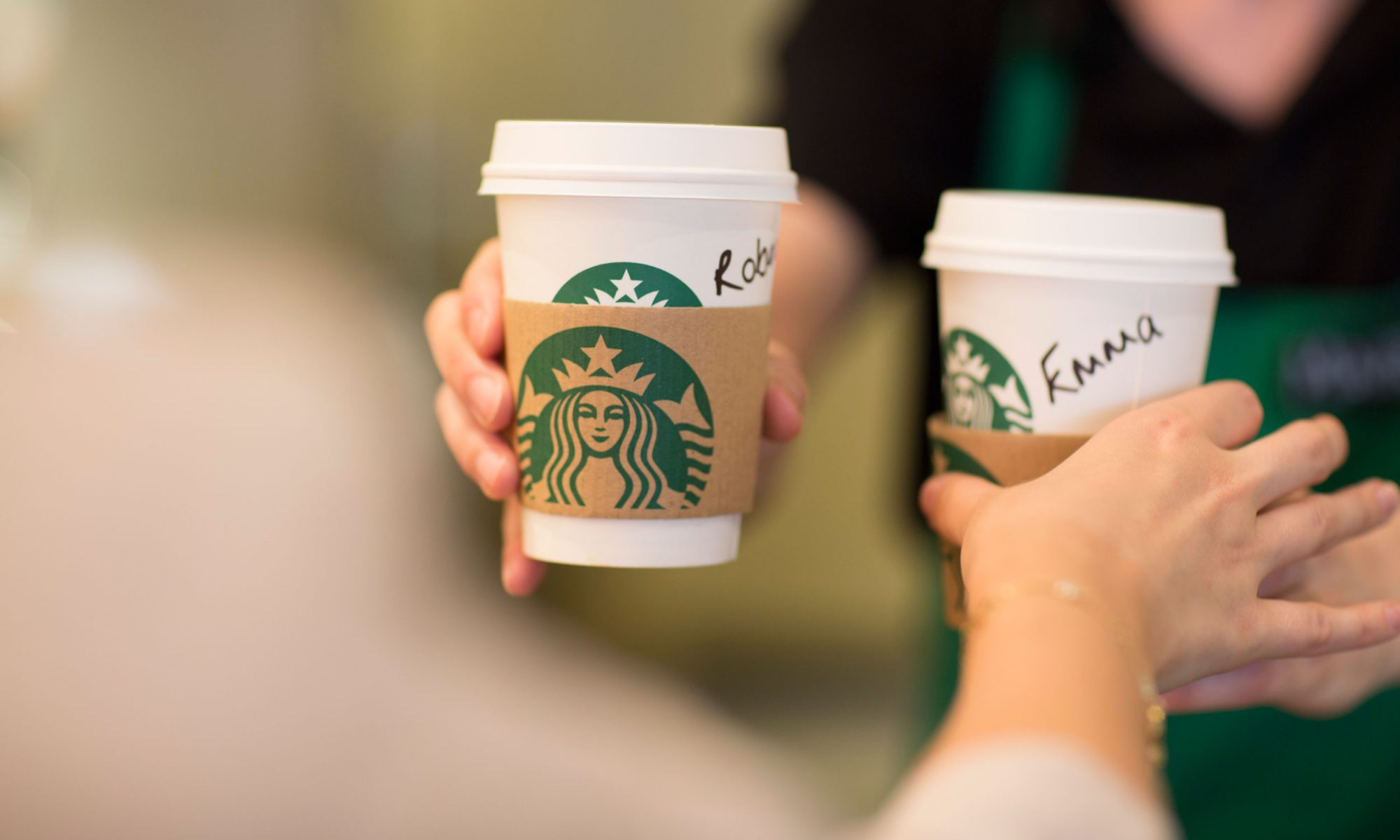 EC: Starbucks Is Giving Employees Free Legal Advice on Immigration