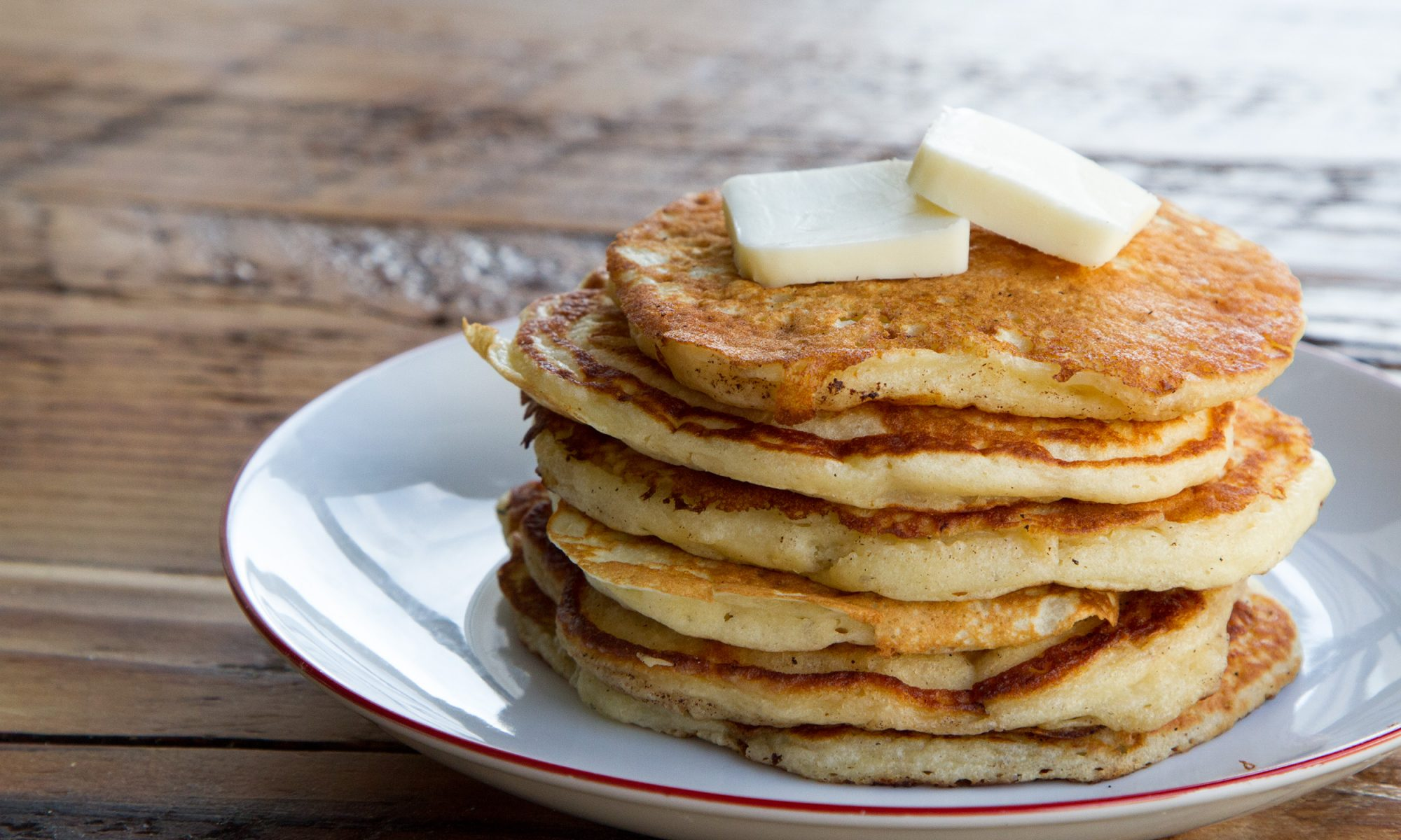 EC: Make Extra-Golden-Brown Pancakes with This Secret Ingredient