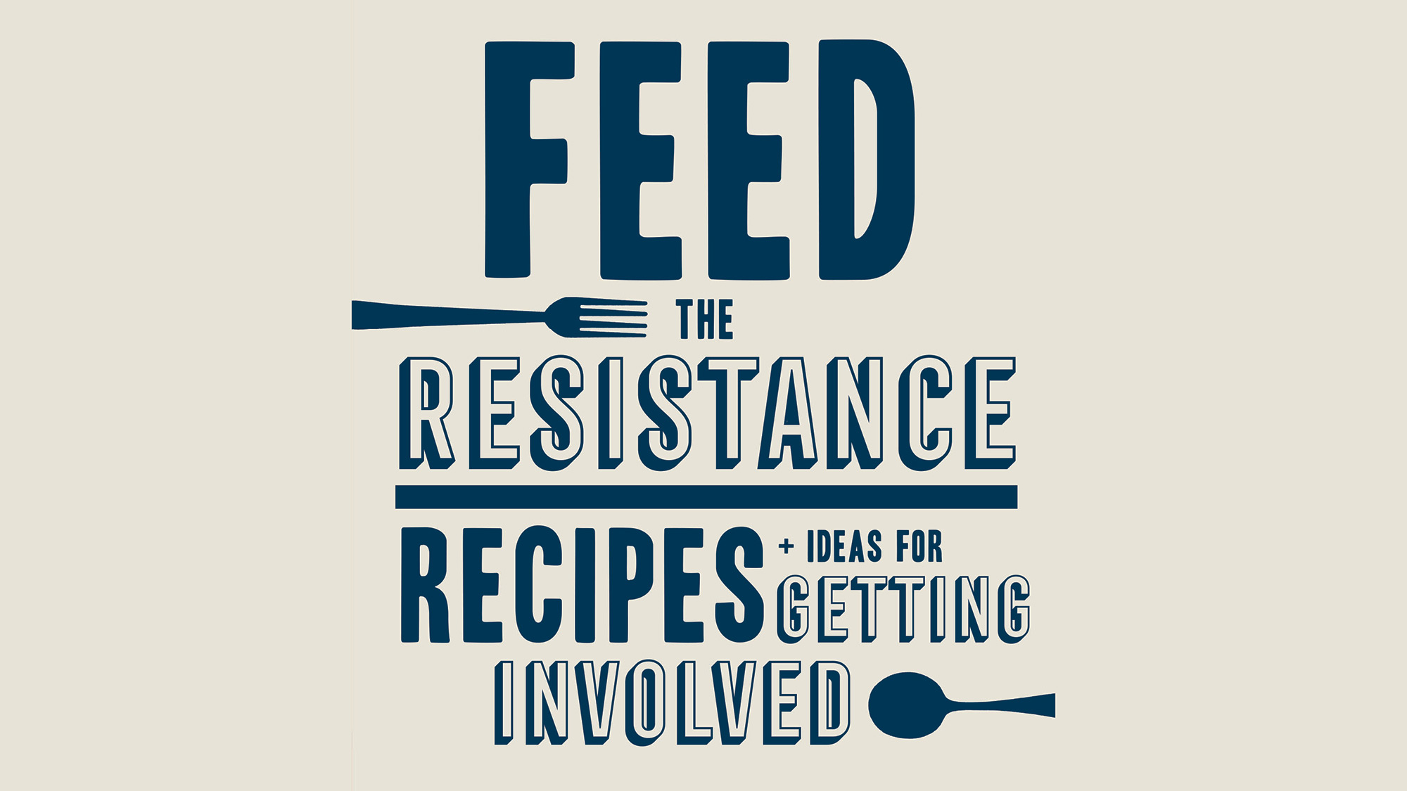 Feed the Resistance cover