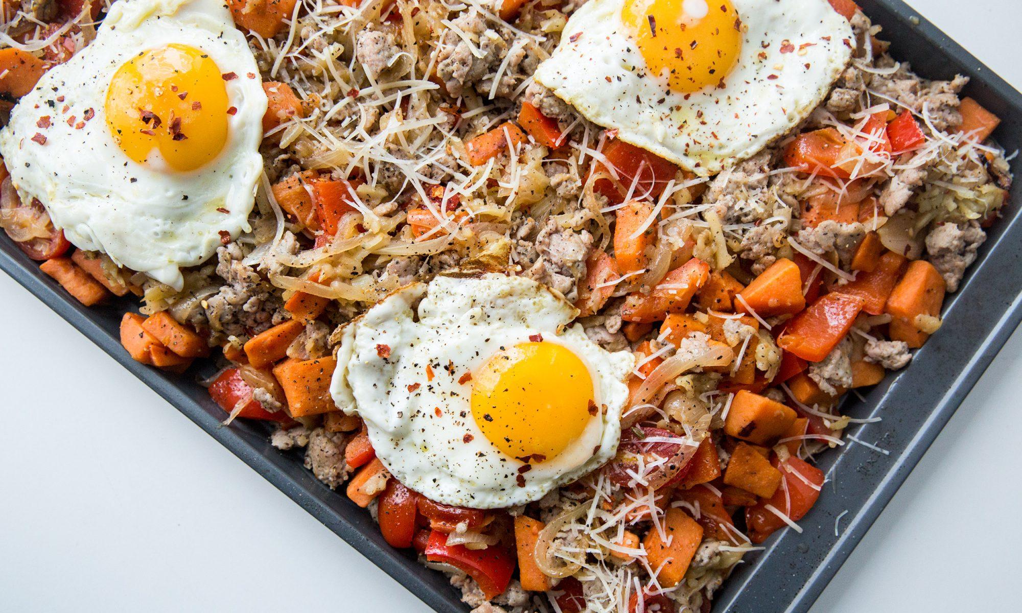 EC: 8 Sweet Potato Recipes to Brighten Up Your Breakfast