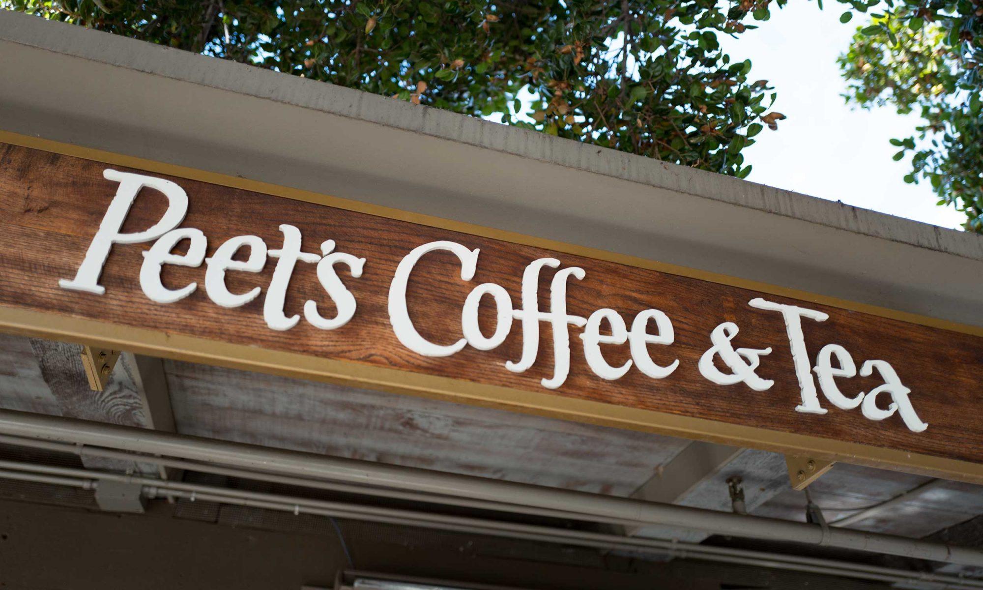 EC: Peet's Will Give Away Free Coffee on May 12