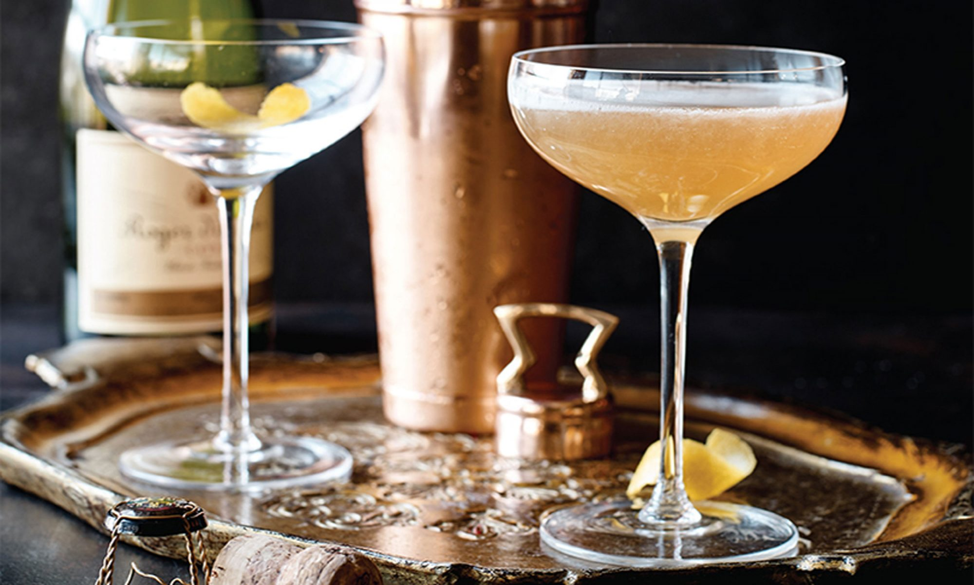 EC: Have a French 75 and Fall Head Over Heels