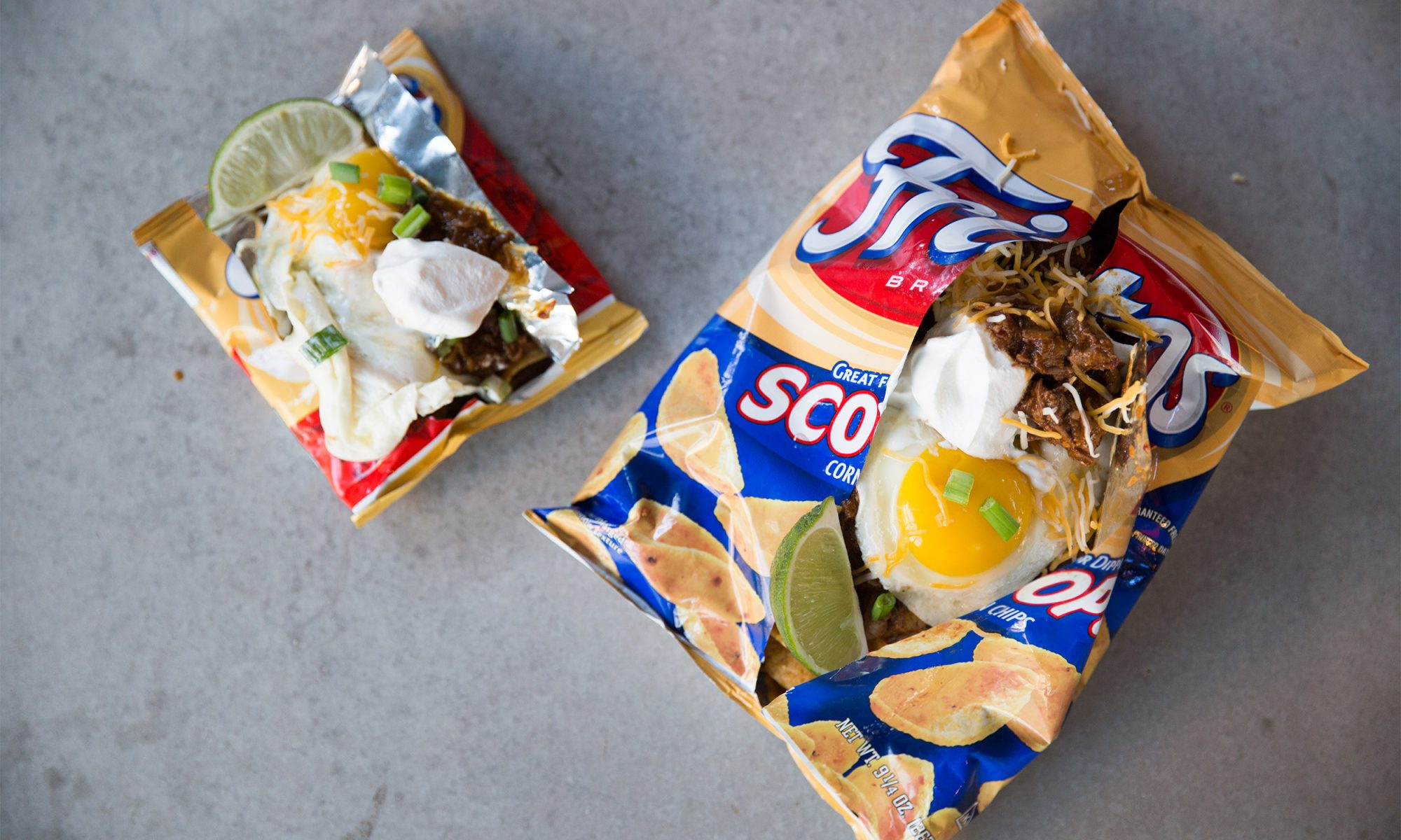 Breakfast Frito Pie Will Leave You with Zero Regrets
