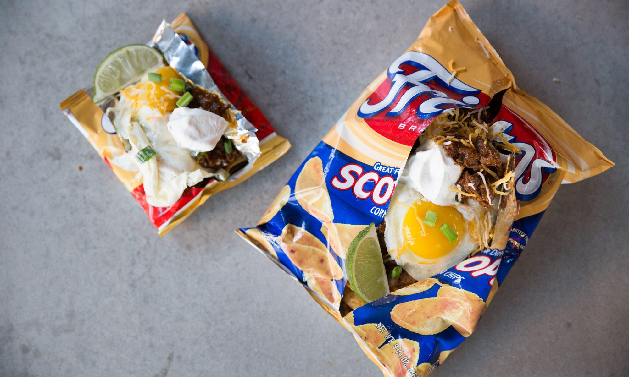 EC: Breakfast Frito Pie Will Leave You with Zero Regrets