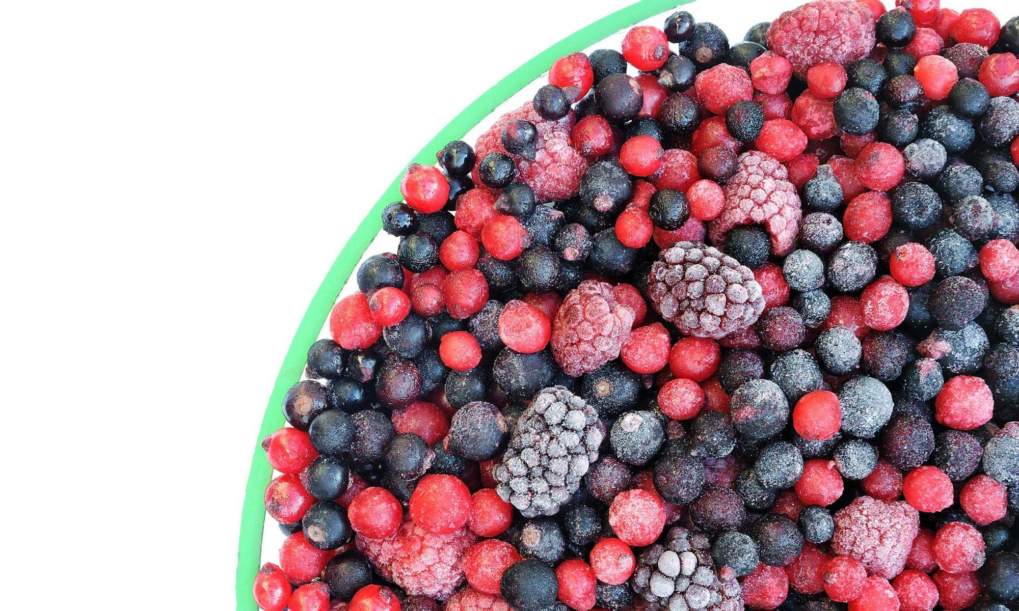 EC: Is Frozen Produce Healthier Than Fresh Produce?