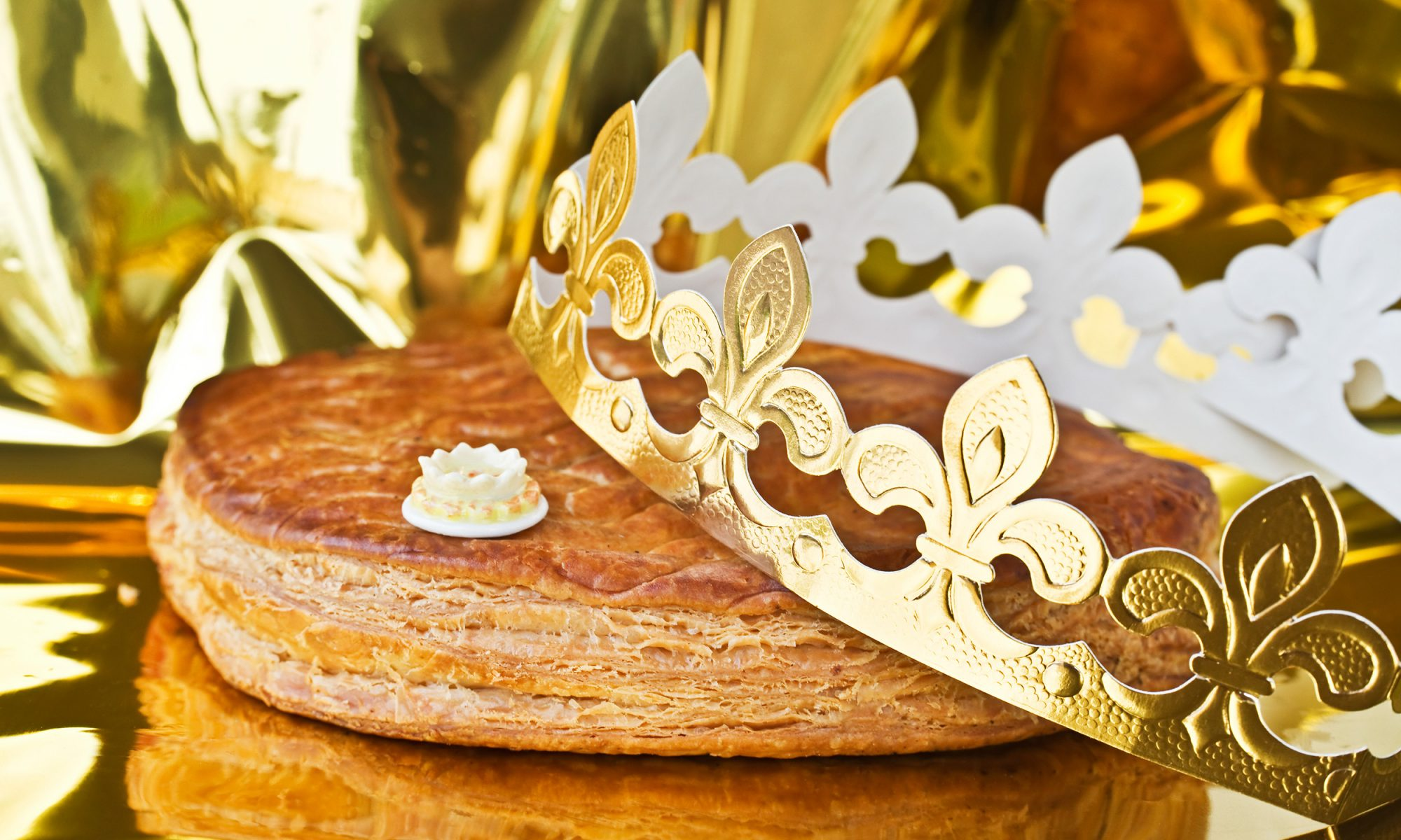 EC: Galette des Rois Is a Cake Fit for a King